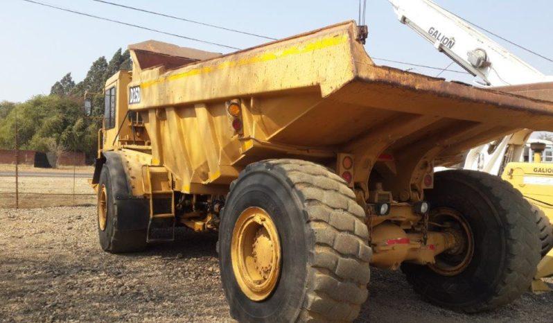 CATERPILLAR D25D 4 X 4 DUMPER TRUCK FOR SALE IN PRETORIA full