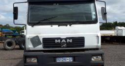 MAN CLA 15.220 (2014) SKIP LOADER FOR SALE IN PRETORIA