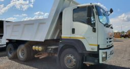 ISUZU GXZ 45-360 (2013) 10 CUBE TIPPER TRUCK FOR SALE IN PRETORIA