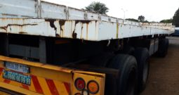 SA TRUCK BODIES (1998) FLAT DECK SUPER LINK FOR SALE