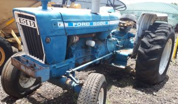 FORD 5000 TRACTOR FOR SALE IN PRETORIA full