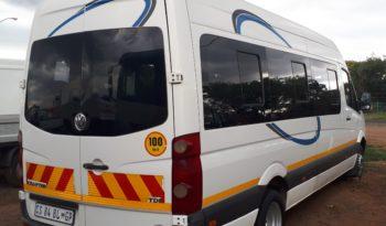 VOLKSWAGEN CRAFTER 50 2.0 BiTDi (2014) 22 SEATER BUS FOR SALE IN PRETORIA full