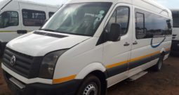 VOLKSWAGEN CRAFTER 50 2.0 BiTDi (2014) 22 SEATER BUS FOR SALE IN PRETORIA