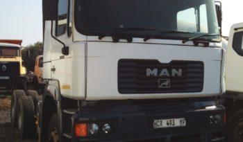 MAN F2000 (2002) DOUBLE DIFF HORSE FOR SALE IN PRETORIA full